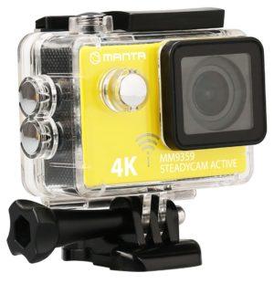 MM9359 Kamera Sportowa ze stabilizacją obrazu STEADYCAM ACTIVE