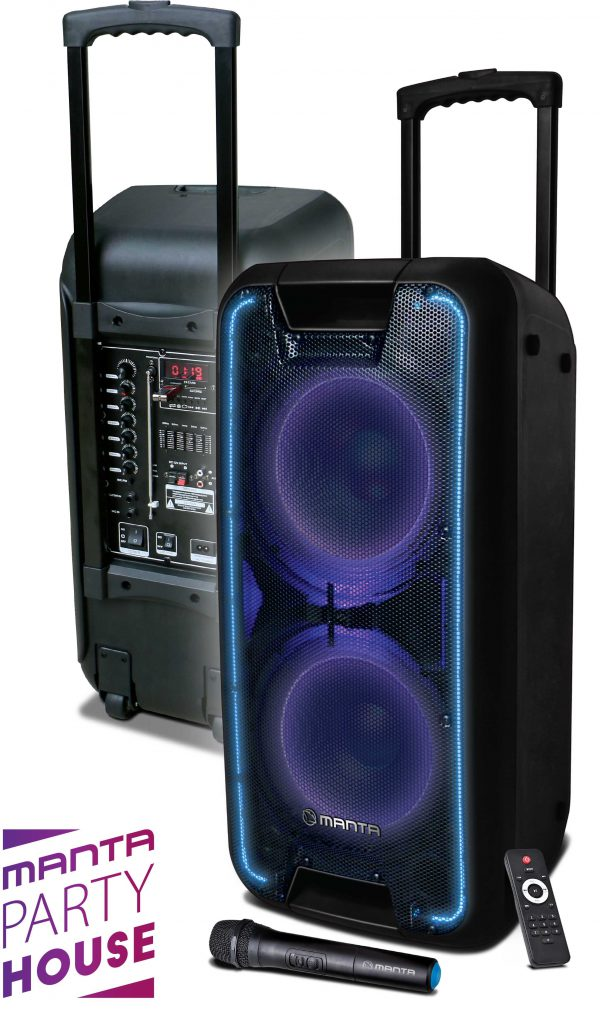 SPK5027 NERIO Karaoke Power Audio