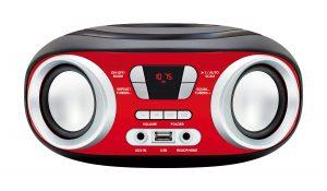 MM210 CHILLI BoomBox z MP3
