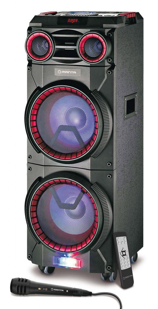 SPK6011 ZESTAW POWER AUDIO