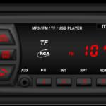 RS4506BT Radio Samochodowe z Bluetooth