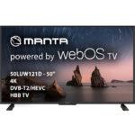 Telewizor 50LUW121D 50 WebOS, 4K, DVB-T2/HEVC